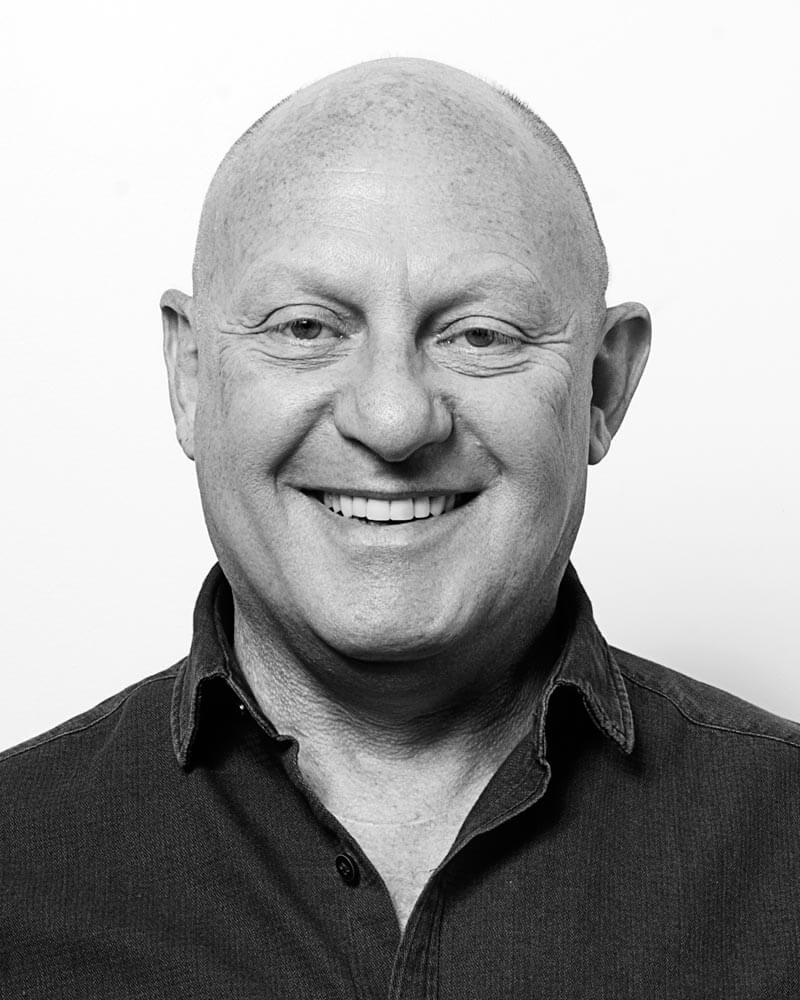 Alan Gee, Creative Chairman