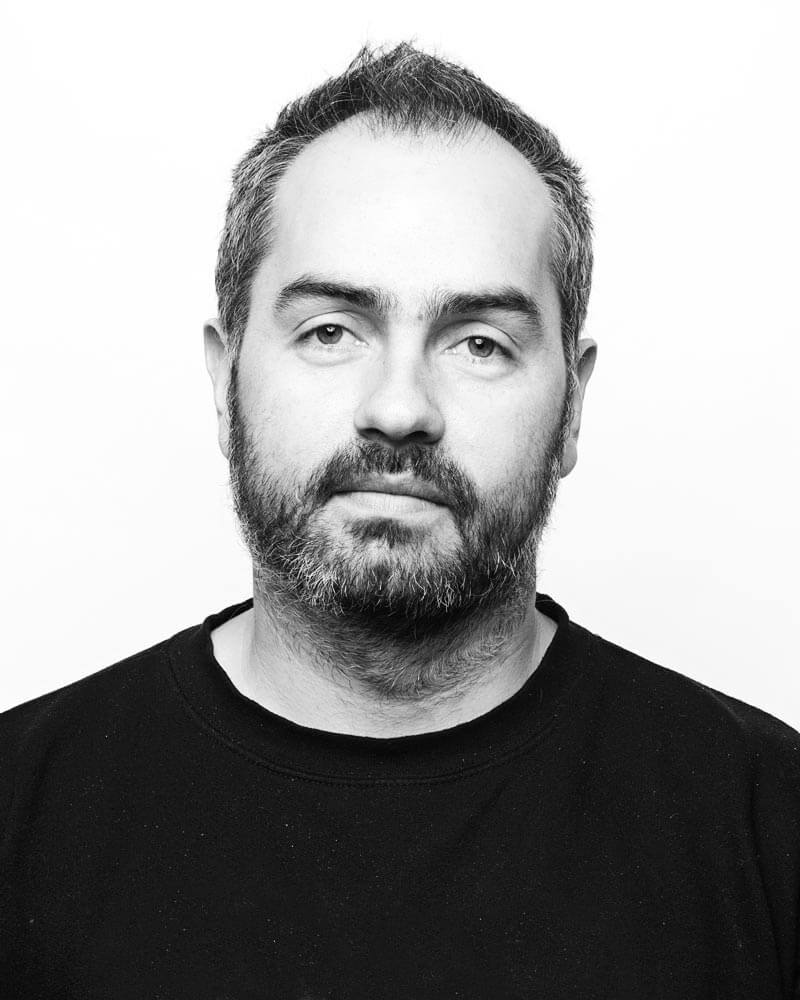 Jeff Simpson, Associate Creative Director, Art Director
