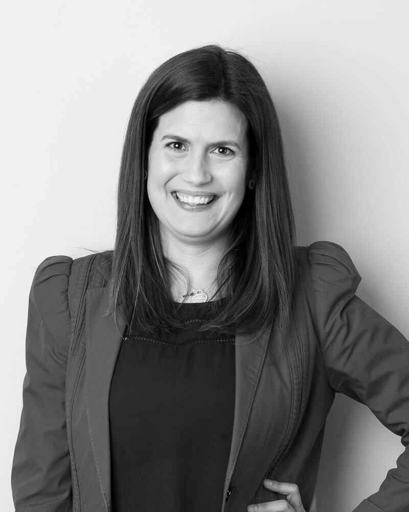 Jennifer Sutherland, DIRECTOR OF CLIENT SERVICES